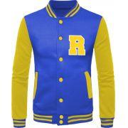 Jaqueta College Masculina Archie Série Riverdale