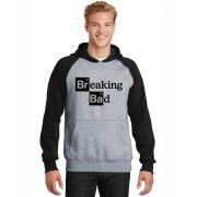 Moletom Canguru Masculino Raglan Breaking Bad ER_045