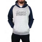 Moletom Canguru Masculino Raglan Game Of Thrones ER_047