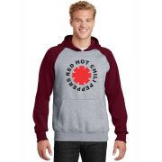Moletom Canguru Masculino Raglan Red Hot Chili Peppers ER_016