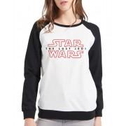 Moletom Raglan Feminino Star Wars - The Last Jedi ES_084