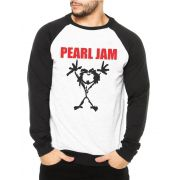 Moletom Raglan Masculino Pearl Jam ES_104