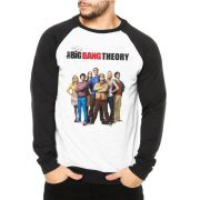 Moletom Raglan Masculino The Big Bang Theory ES_129