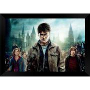 Quadro Decorativo Harry Potter MDF 50 x 35 S046