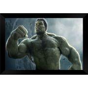 Quadro Decorativo Hulk MDF 50 x 35 I038