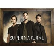 Quadro Decorativo Supernatural MDF 50 x 35 S048