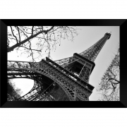 Quadro Decorativo Torre Eiffel Paris MDF 50 x 35 D044