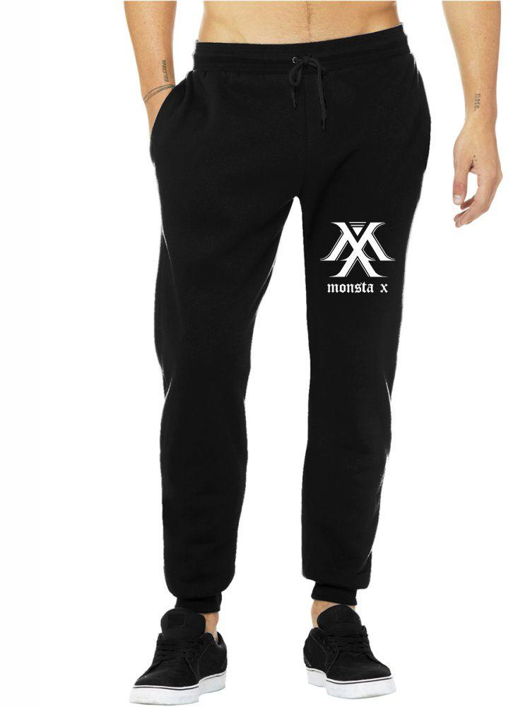 Calça Moletom Masculina Jogger Kpop Monsta X ER_132