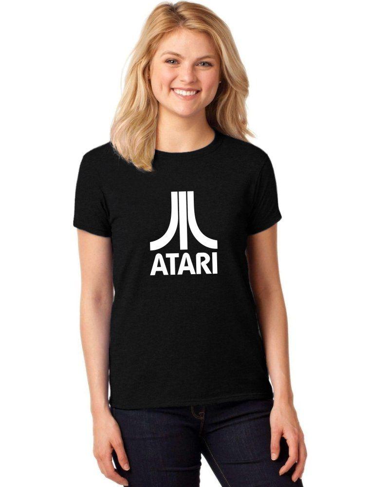Camiseta Feminina T-Shirt Atari ER_091