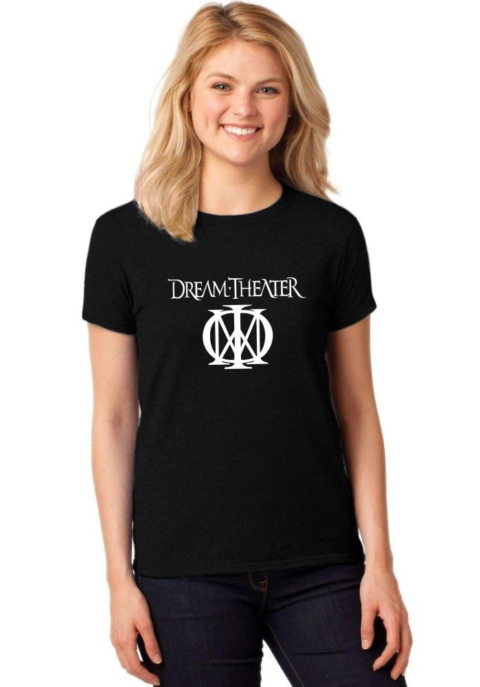 Camiseta Feminina T-Shirt Dream Theater Baby Look ER_068