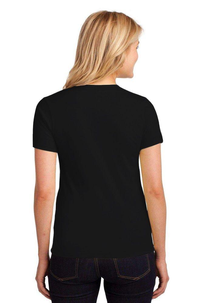 Camiseta Feminina T-Shirt Less Talking More Kissing Baby Look ER_076