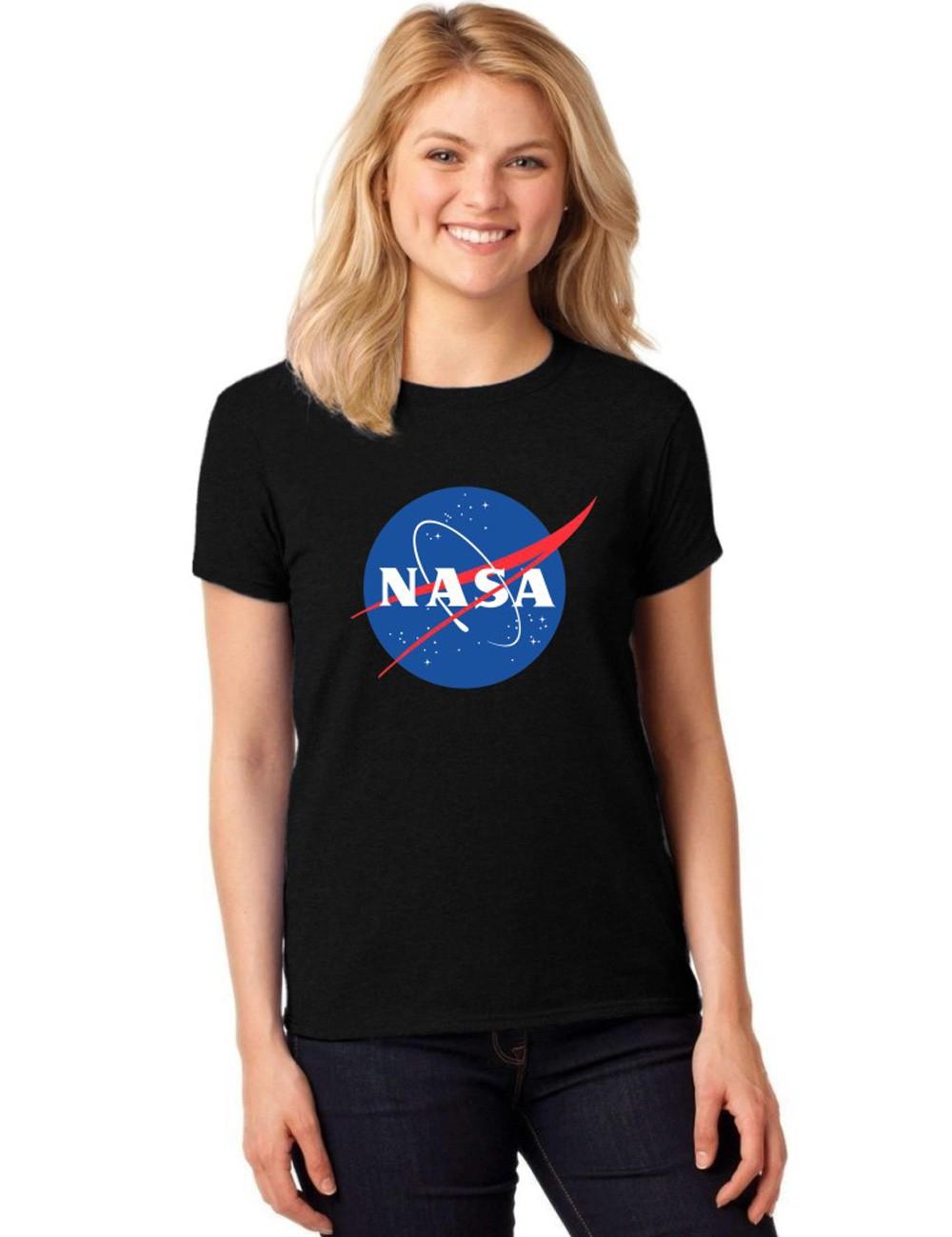 Camiseta Feminina T-Shirt Nasa Baby Look ER_113