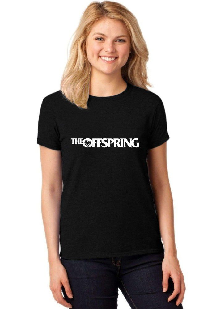 Camiseta Feminina T-Shirt The Offspring Baby Look ER_029