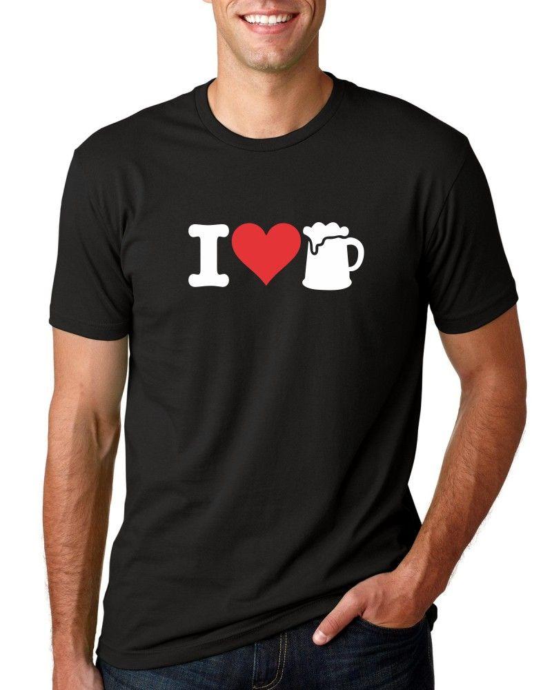 Camiseta Masc I Love Beer ER_019