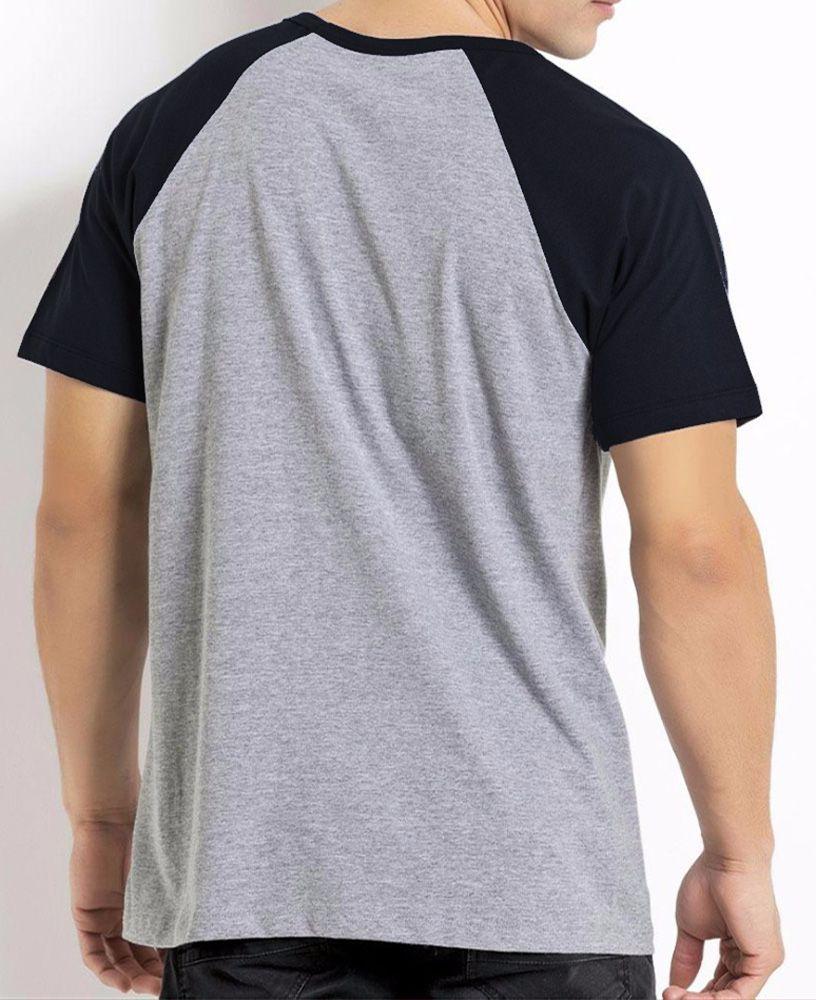 Camiseta Masc Raglan Bart Simpson ES_022
