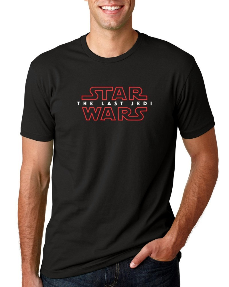 Camiseta Masc Star Wars The Last Jedi ER_035