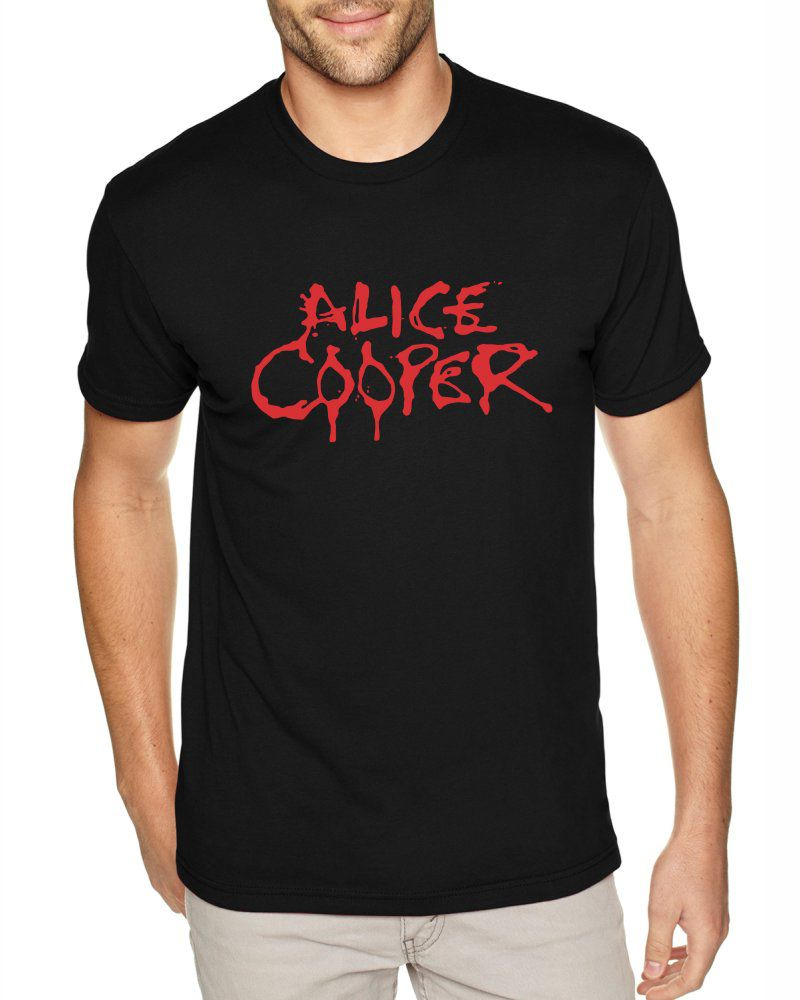 Camiseta Masculina Alice Cooper ER_079
