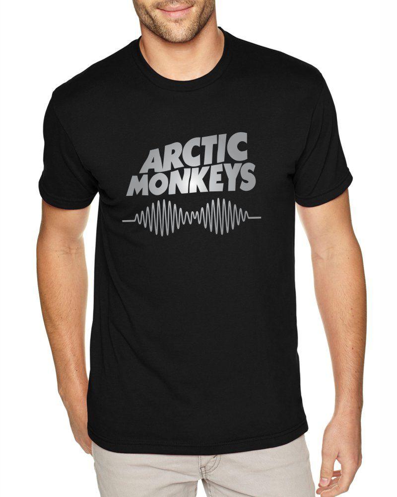 Camiseta Masculina Arctic Monkeys ER_080