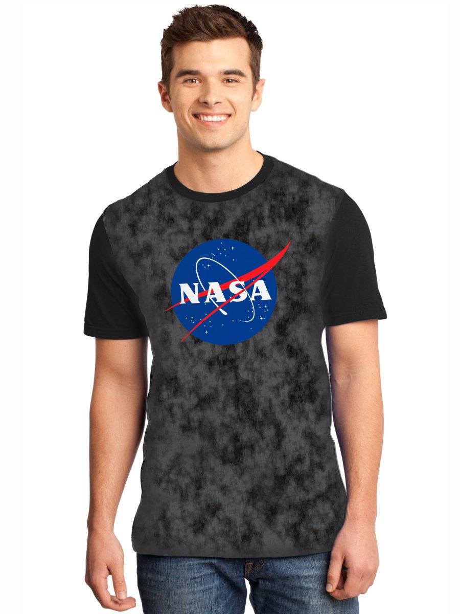 Camiseta Masculina Full Printed Nasa Nerd Geek FP_028