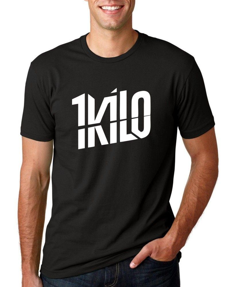 Camiseta Masculina Hip Hop 1Kilo ER_054