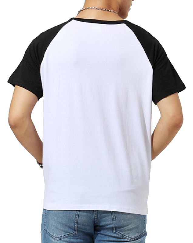 Camiseta Masculina Raglan LGBT Have a Gay Day ES_157