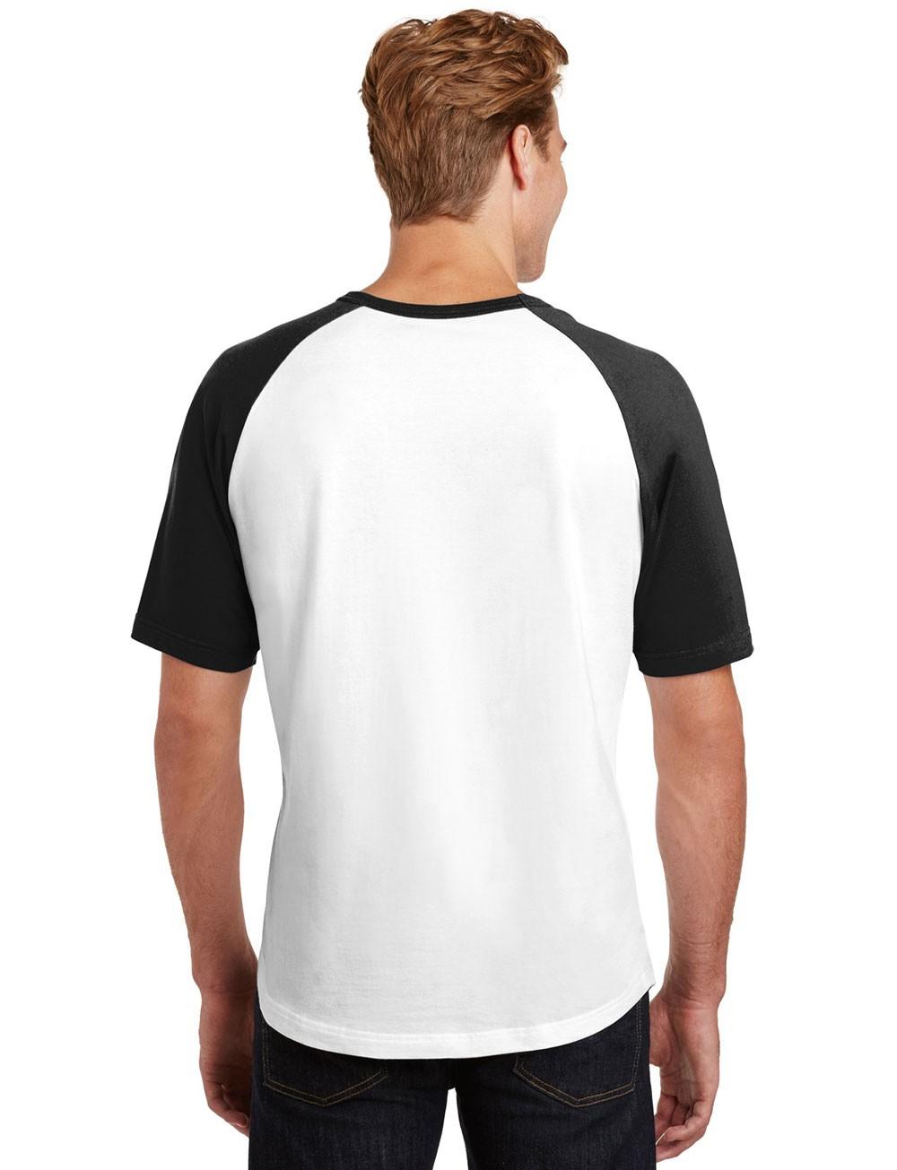 Camiseta Masculina Raglan Long Live The Beard ES_207