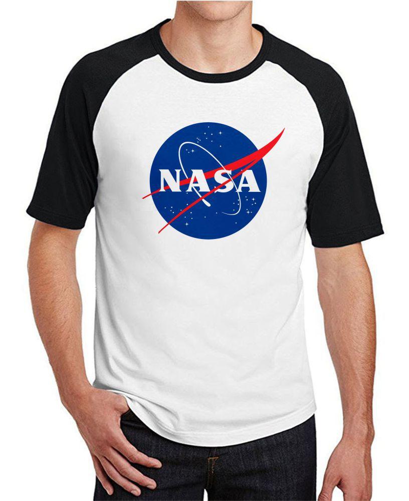 Camiseta Masculina Raglan Nasa ES_134