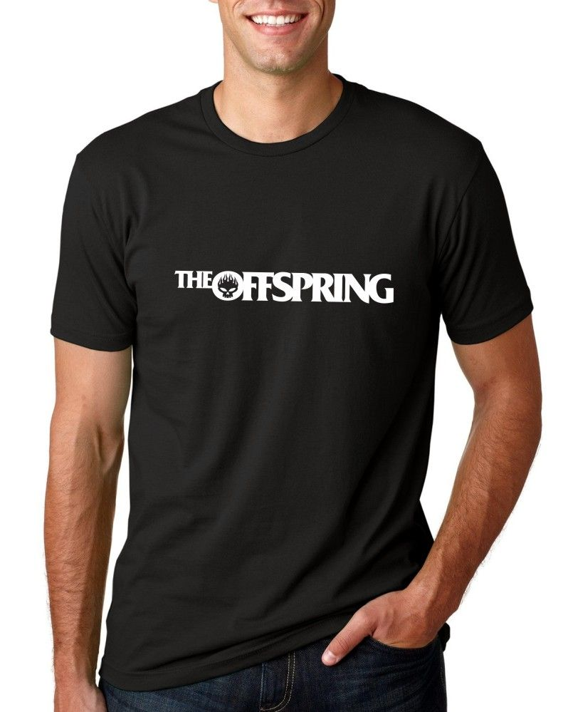 Camiseta Masculina The Offspring Logo ER_029