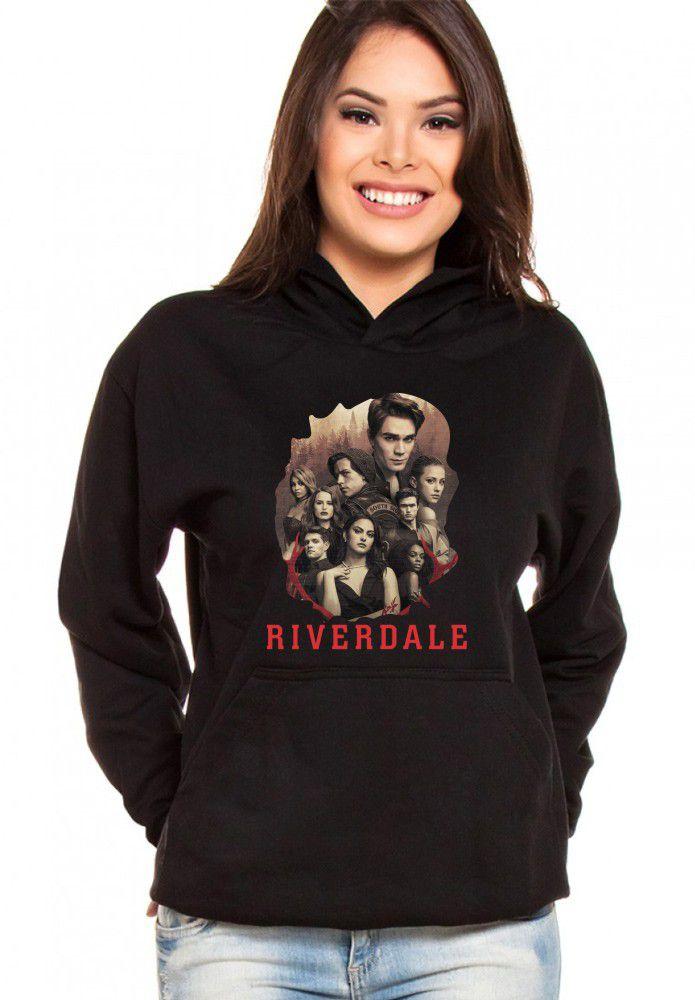 Moletom Canguru Feminino Riverdale ER_118
