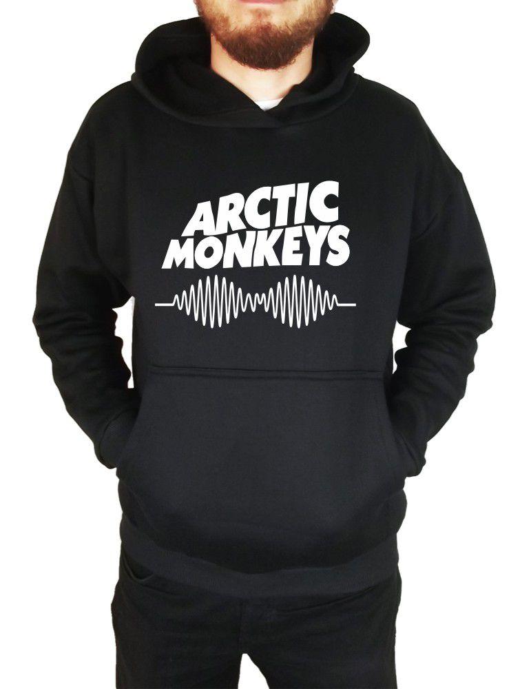 Moletom Canguru Masculino Arctic Monkeys ER_080