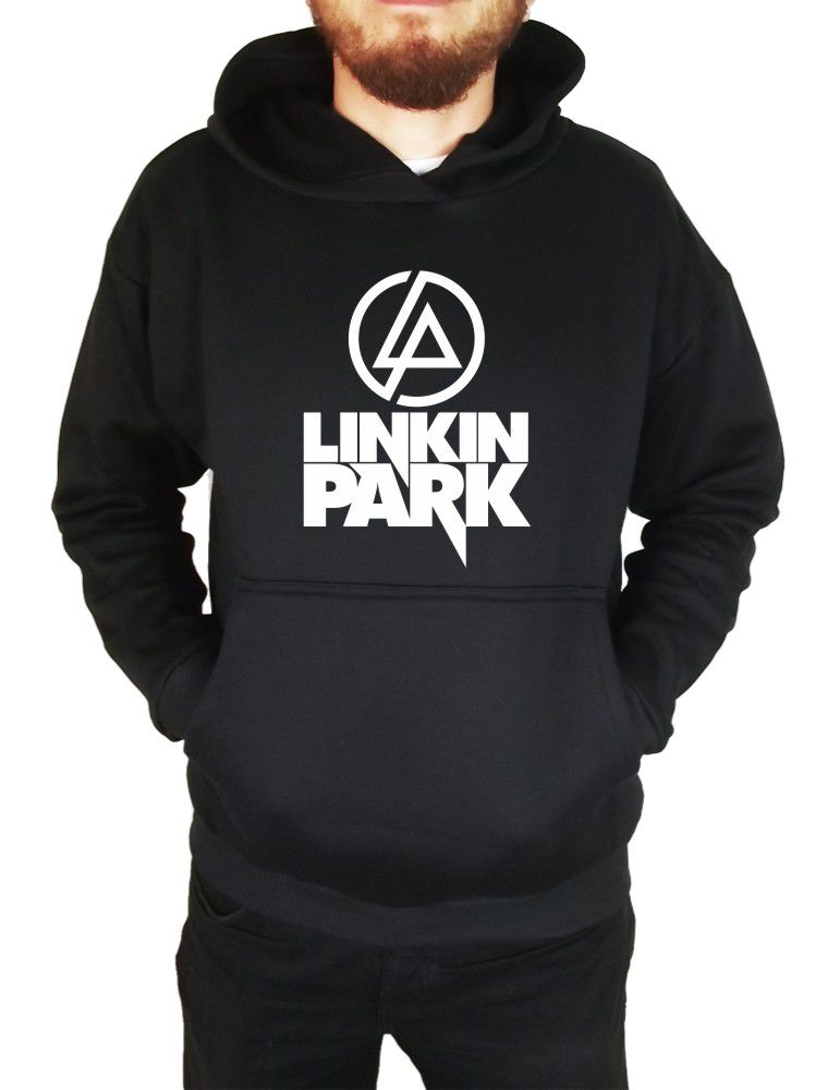 Moletom Canguru Masculino Linkin Park ER_069