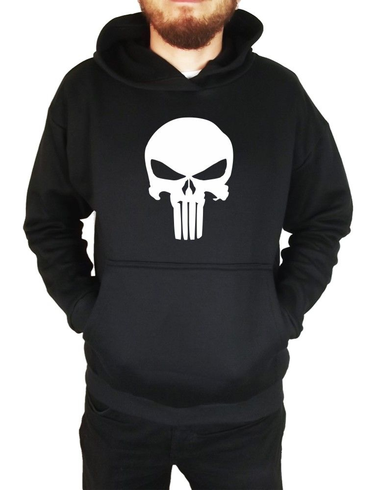 Moletom Canguru Masculino O justiceiro - The Punisher ER_058
