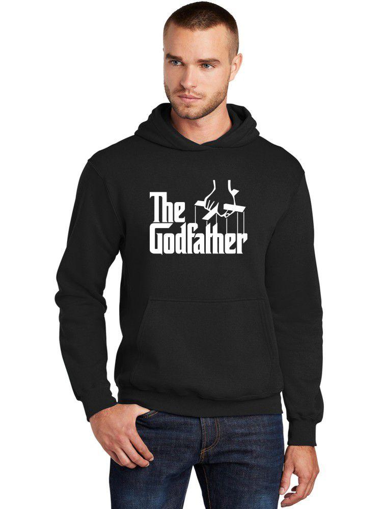Moletom Canguru Masculino O Poderoso Chefão - The Godfather ER_141