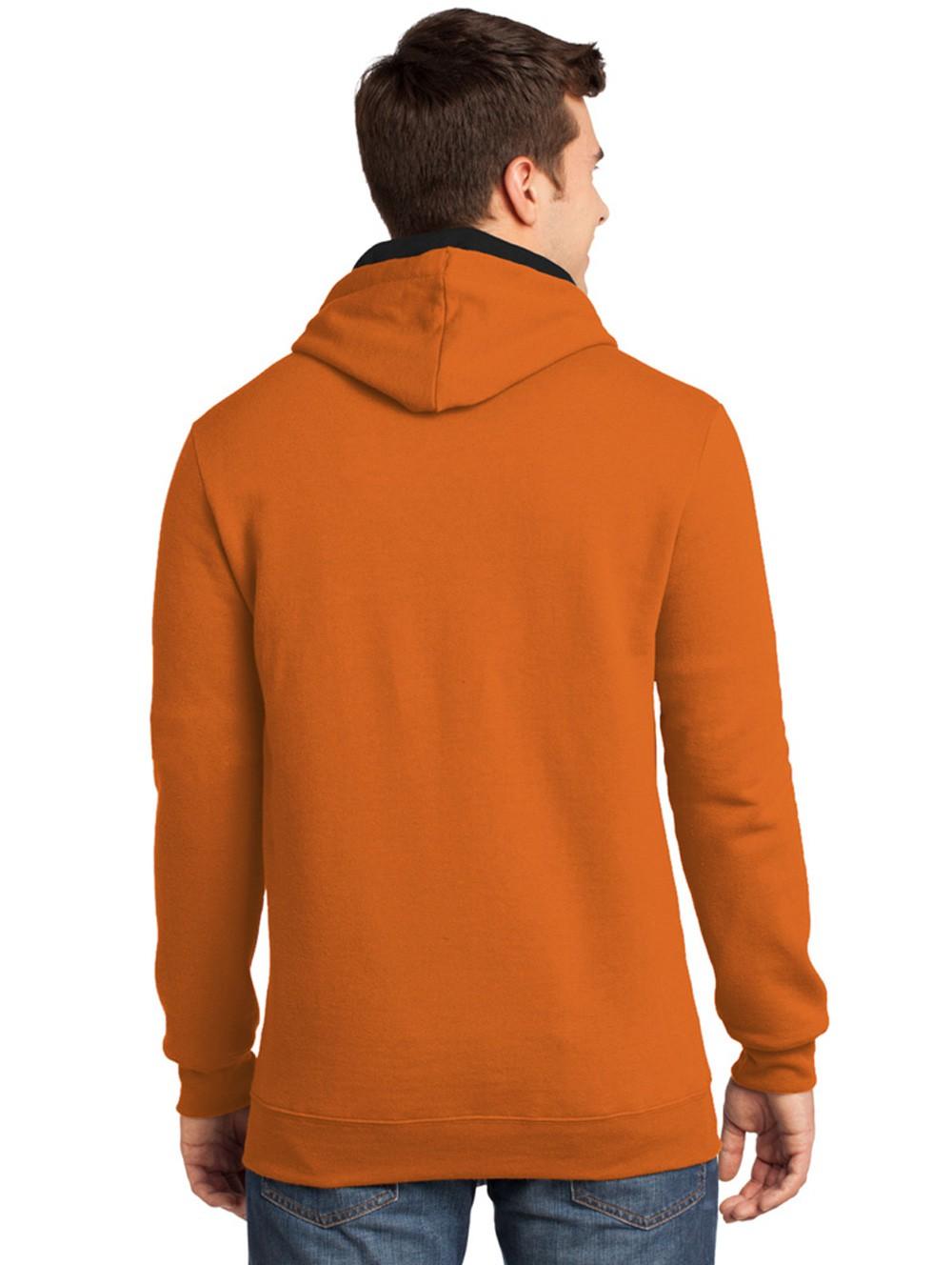 Moletom Canguru Masculino Premium Caramelo Blusa de Frio Estilosa