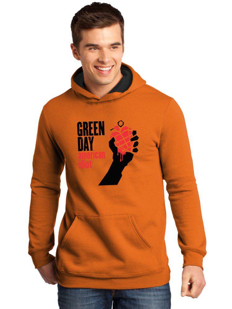 Moletom Canguru Masculino Premium Green Day American Idiot ER_067