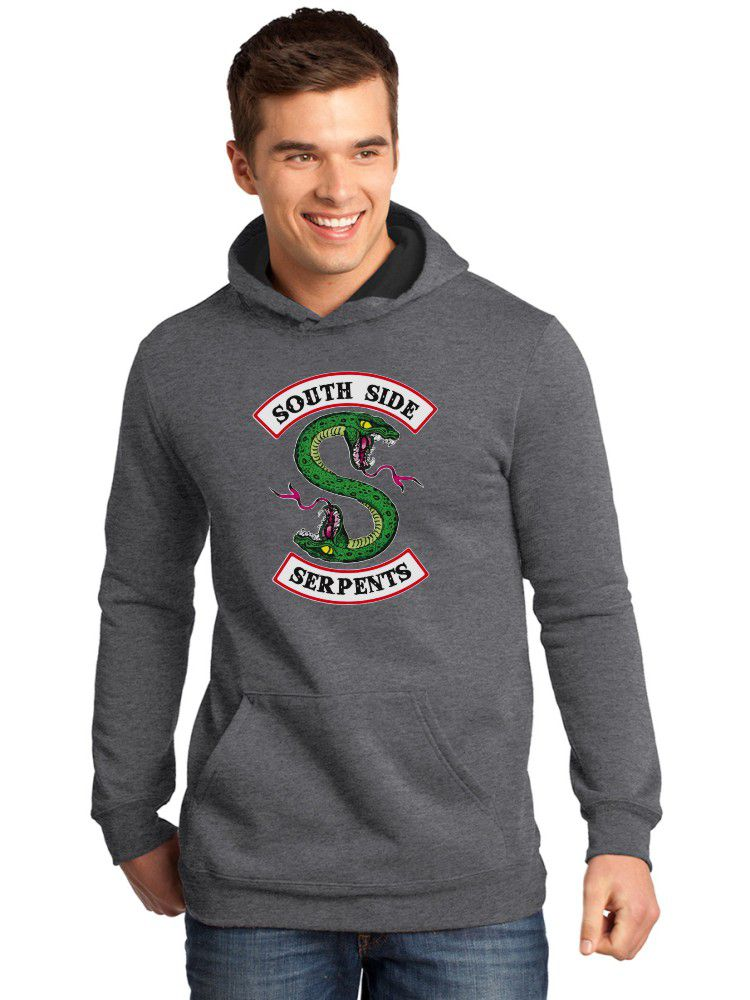 Moletom Canguru Masculino Premium Riverdale South Side Serpents ER_112