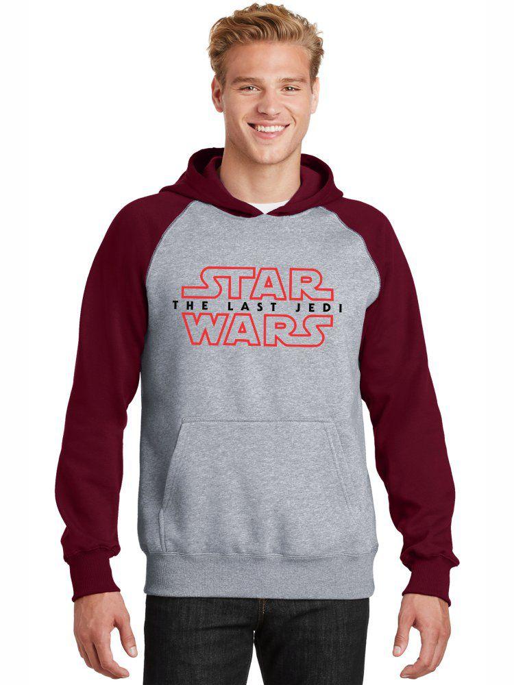 Moletom Canguru Masculino Raglan Star Wars - The Last Jedi ER_035