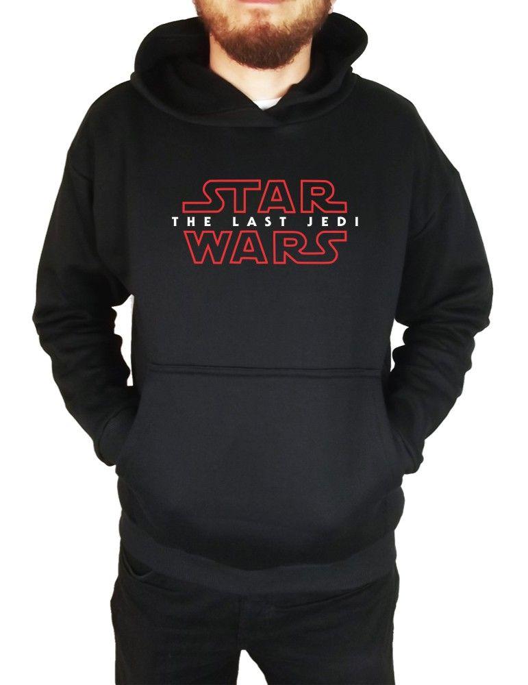 Moletom Canguru Masculino Star Wars The Last Jedi ER_035