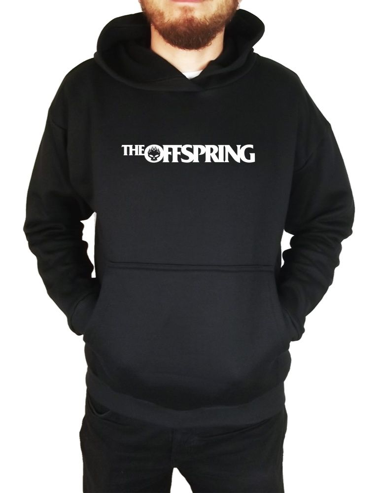 Moletom Canguru Masculino The Offspring Logo ER_029