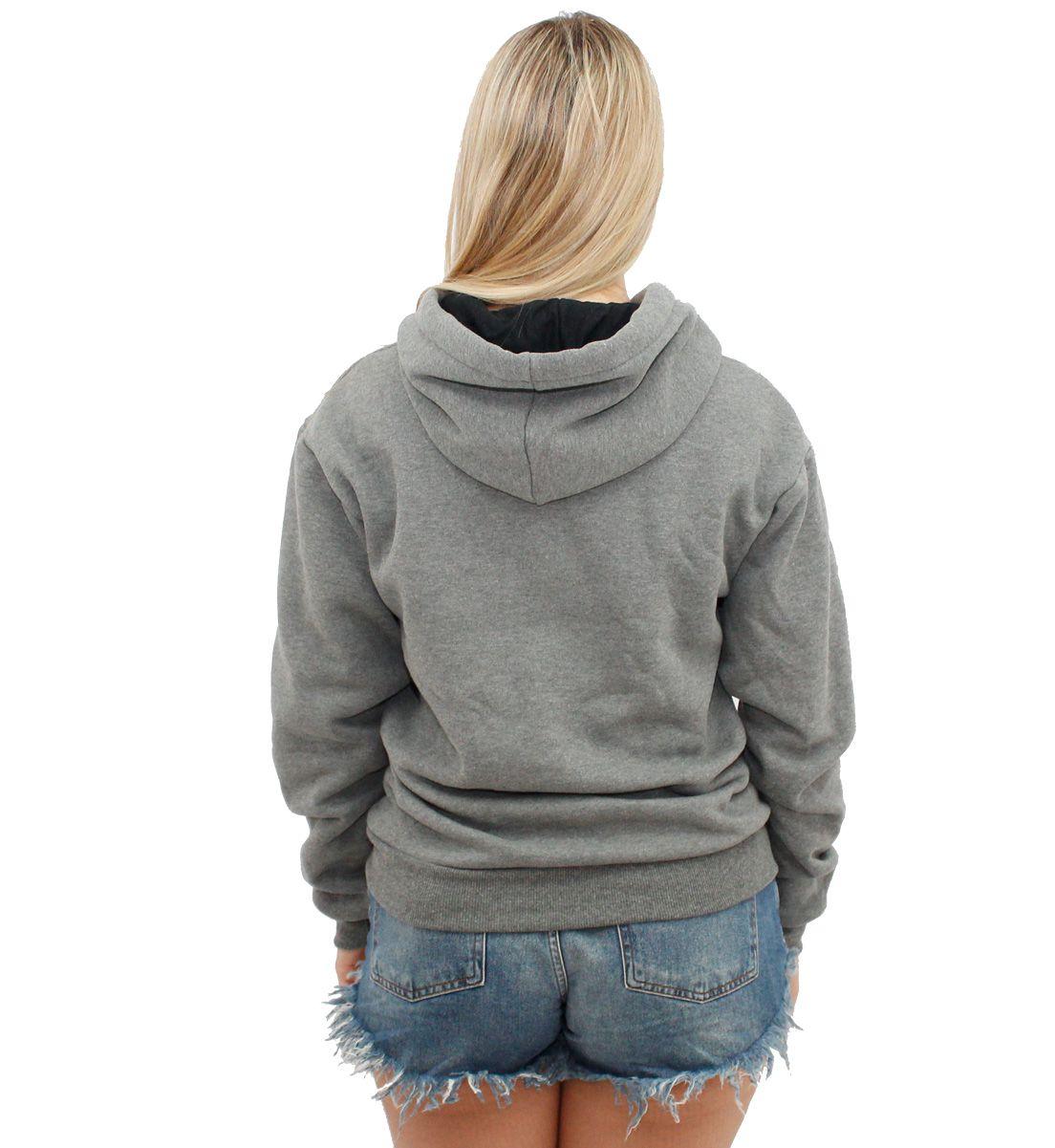 Moletom Feminino Canguru Premium Betty Boop ER_160