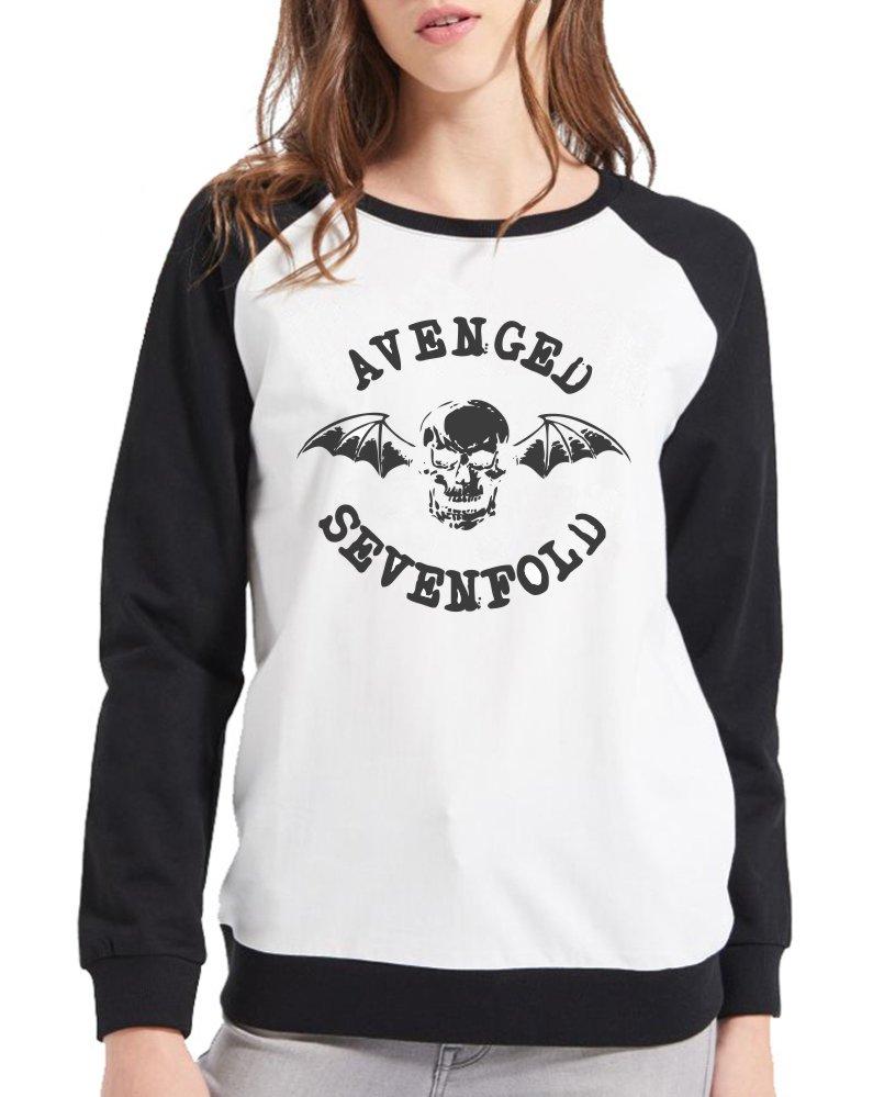 Moletom Raglan Feminino Avenged Sevenfold ES_023