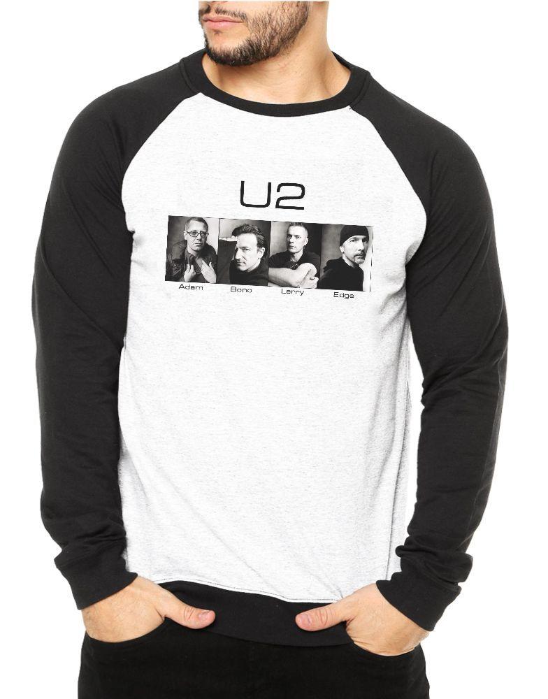 Moletom Raglan Masculino Banda U2 ES_078
