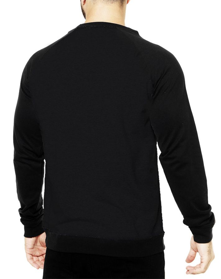 Moletom Raglan Masculino Mescla Riverdale South Side Serpents ES_165