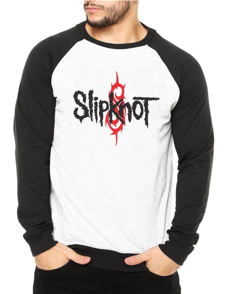 Moletom Raglan Masculino Slipknot ES_105