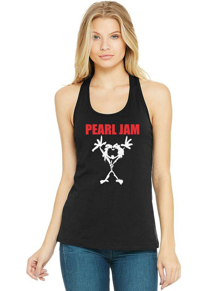 Regata Feminina Algodão Pearl Jam ER_062