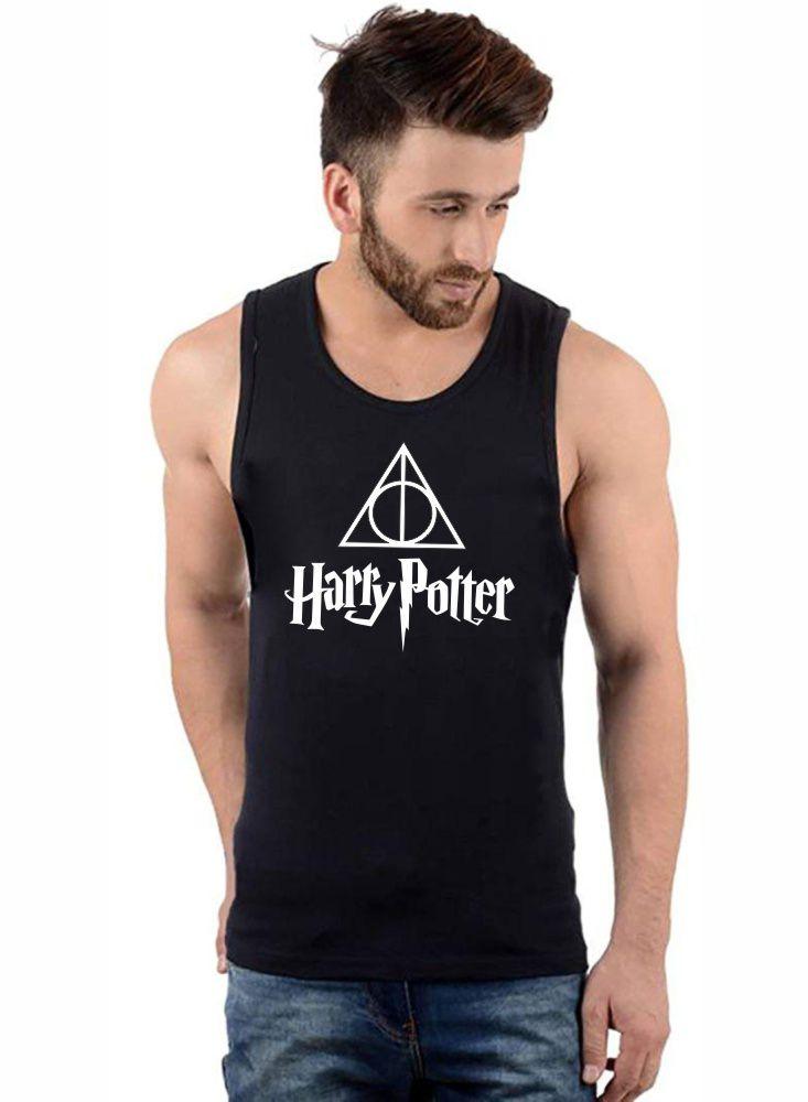 Regata Masculina Algodão Harry Potter ER_038