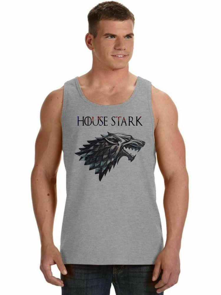 Regata Masculina Game Of Thrones House Stark ES_178