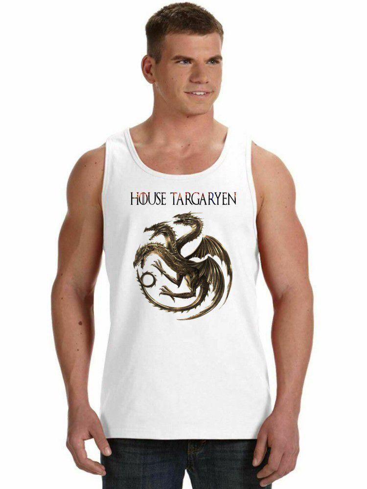 Regata Masculina Game Of Thrones House Targaryen ES_179
