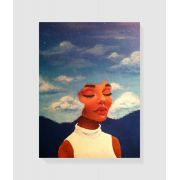 Quadro Decorativo em Canvas Cloud Dreams