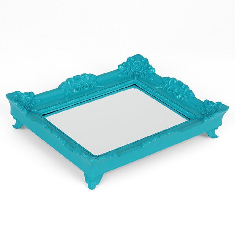 Bandeja Rococó C/Espelho